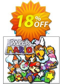 Paper Mario Wii U - Game Code Coupon discount Paper Mario Wii U - Game Code Deal - Paper Mario Wii U - Game Code Exclusive Easter Sale offer for iVoicesoft