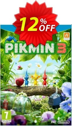 Pikmin 3 Nintendo Wii U - Game Code Coupon discount Pikmin 3 Nintendo Wii U - Game Code Deal - Pikmin 3 Nintendo Wii U - Game Code Exclusive Easter Sale offer for iVoicesoft