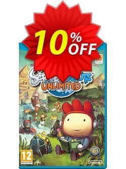 Scribblenauts Wii U - Game Code Coupon discount Scribblenauts Wii U - Game Code Deal - Scribblenauts Wii U - Game Code Exclusive Easter Sale offer for iVoicesoft