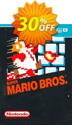 Super Mario Bros. Wii U Coupon discount Super Mario Bros. Wii U Deal - Super Mario Bros. Wii U Exclusive Easter Sale offer for iVoicesoft
