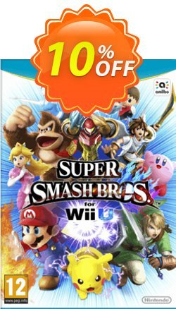Super Smash Bros Wii U - Game Code Coupon discount Super Smash Bros Wii U - Game Code Deal - Super Smash Bros Wii U - Game Code Exclusive Easter Sale offer for iVoicesoft
