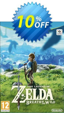 The Legend of Zelda Breath of the Wild Wii U - Game Code Coupon discount The Legend of Zelda Breath of the Wild Wii U - Game Code Deal - The Legend of Zelda Breath of the Wild Wii U - Game Code Exclusive Easter Sale offer for iVoicesoft