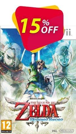 The Legend of Zelda: Skyward Sword Wii U - Game Code Coupon discount The Legend of Zelda: Skyward Sword Wii U - Game Code Deal - The Legend of Zelda: Skyward Sword Wii U - Game Code Exclusive Easter Sale offer for iVoicesoft