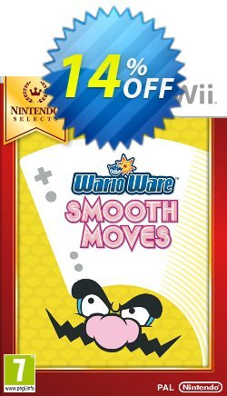 WarioWare Smooth Moves Wii U - Game Code Coupon discount WarioWare Smooth Moves Wii U - Game Code Deal - WarioWare Smooth Moves Wii U - Game Code Exclusive Easter Sale offer for iVoicesoft