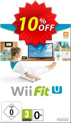 Wii Fit U Wii U - Game Code Coupon discount Wii Fit U Wii U - Game Code Deal - Wii Fit U Wii U - Game Code Exclusive Easter Sale offer for iVoicesoft