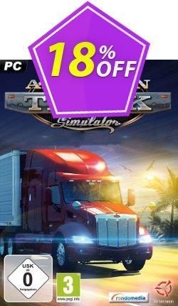 American Truck Simulator PC Coupon, discount American Truck Simulator PC Deal. Promotion: American Truck Simulator PC Exclusive offer for iVoicesoft