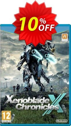 Xenoblade Chronicles X Nintendo Wii U Coupon discount Xenoblade Chronicles X Nintendo Wii U Deal - Xenoblade Chronicles X Nintendo Wii U Exclusive Easter Sale offer for iVoicesoft