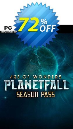 Age of Wonders Planetfall Season Pass PC Coupon discount Age of Wonders Planetfall Season Pass PC Deal - Age of Wonders Planetfall Season Pass PC Exclusive Easter Sale offer for iVoicesoft