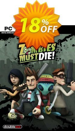 All Zombies Must Die! Scorepocalypse PC Coupon, discount All Zombies Must Die! Scorepocalypse PC Deal. Promotion: All Zombies Must Die! Scorepocalypse PC Exclusive Easter Sale offer for iVoicesoft