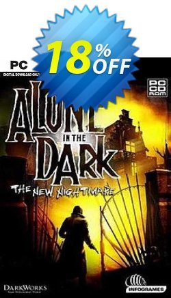 Alone in the Dark The New Nightmare PC Coupon discount Alone in the Dark The New Nightmare PC Deal - Alone in the Dark The New Nightmare PC Exclusive Easter Sale offer for iVoicesoft