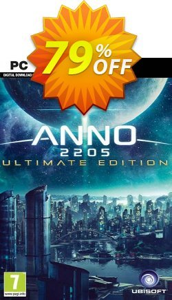 Anno 2205 Ultimate Edition PC Coupon discount Anno 2205 Ultimate Edition PC Deal - Anno 2205 Ultimate Edition PC Exclusive Easter Sale offer for iVoicesoft