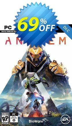 Anthem PC DLC Coupon discount Anthem PC DLC Deal - Anthem PC DLC Exclusive Easter Sale offer for iVoicesoft