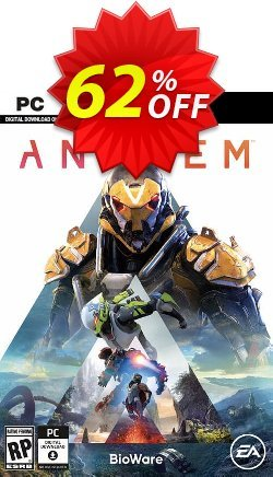 Anthem PC + DLC Coupon discount Anthem PC + DLC Deal - Anthem PC + DLC Exclusive Easter Sale offer for iVoicesoft