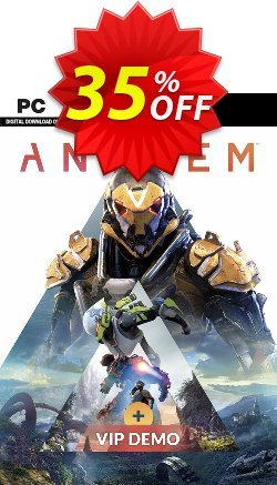 Anthem PC + VIP Demo Coupon discount Anthem PC + VIP Demo Deal - Anthem PC + VIP Demo Exclusive Easter Sale offer for iVoicesoft