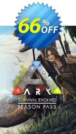 ARK Survival Evolved Season Pass PC Coupon discount ARK Survival Evolved Season Pass PC Deal - ARK Survival Evolved Season Pass PC Exclusive Easter Sale offer for iVoicesoft