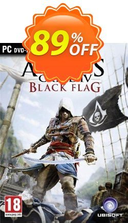 Assassin's Creed IV 4: Black Flag PC Coupon discount Assassin's Creed IV 4: Black Flag PC Deal - Assassin's Creed IV 4: Black Flag PC Exclusive Easter Sale offer for iVoicesoft