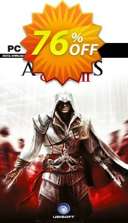 Assassin's Creed 2 - Deluxe Edition PC Coupon discount Assassin's Creed 2 - Deluxe Edition PC Deal - Assassin's Creed 2 - Deluxe Edition PC Exclusive Easter Sale offer for iVoicesoft