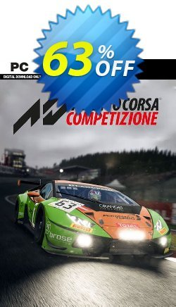 Assetto Corsa Competizione PC Coupon discount Assetto Corsa Competizione PC Deal - Assetto Corsa Competizione PC Exclusive Easter Sale offer for iVoicesoft