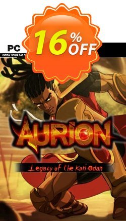 Aurion Legacy of the KoriOdan PC Coupon discount Aurion Legacy of the KoriOdan PC Deal - Aurion Legacy of the KoriOdan PC Exclusive Easter Sale offer for iVoicesoft
