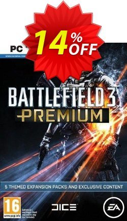 Battlefield 3: Premium Expansion Pack - PC  Coupon discount Battlefield 3: Premium Expansion Pack (PC) Deal - Battlefield 3: Premium Expansion Pack (PC) Exclusive Easter Sale offer for iVoicesoft