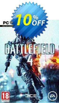 Battlefield 4 - Limited Edition - PC  Coupon discount Battlefield 4 - Limited Edition (PC) Deal - Battlefield 4 - Limited Edition (PC) Exclusive Easter Sale offer for iVoicesoft