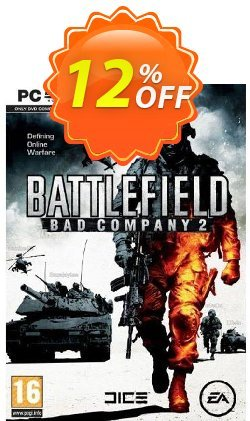 Battlefield: Bad Company 2 - PC  Coupon discount Battlefield: Bad Company 2 (PC) Deal - Battlefield: Bad Company 2 (PC) Exclusive Easter Sale offer for iVoicesoft