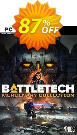 Battletech Mercenary Collection PC Coupon discount Battletech Mercenary Collection PC Deal - Battletech Mercenary Collection PC Exclusive Easter Sale offer for iVoicesoft