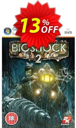 Bioshock 2 - PC  Coupon discount Bioshock 2 (PC) Deal - Bioshock 2 (PC) Exclusive Easter Sale offer for iVoicesoft