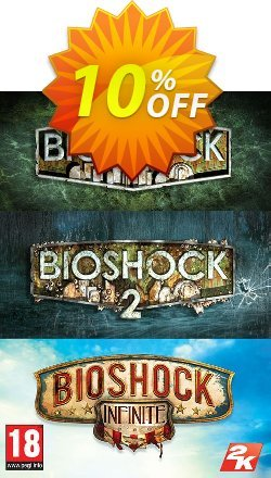 Bioshock Triple Pack PC Coupon discount Bioshock Triple Pack PC Deal - Bioshock Triple Pack PC Exclusive Easter Sale offer for iVoicesoft