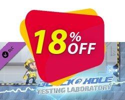BLACKHOLE Testing Laboratory PC Coupon discount BLACKHOLE Testing Laboratory PC Deal - BLACKHOLE Testing Laboratory PC Exclusive Easter Sale offer for iVoicesoft