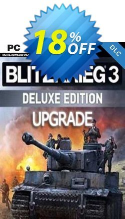 Blitzkrieg 3 Digital Deluxe Edition Upgrade PC Coupon discount Blitzkrieg 3 Digital Deluxe Edition Upgrade PC Deal - Blitzkrieg 3 Digital Deluxe Edition Upgrade PC Exclusive Easter Sale offer for iVoicesoft