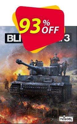 Blitzkrieg 3 PC Coupon discount Blitzkrieg 3 PC Deal - Blitzkrieg 3 PC Exclusive Easter Sale offer for iVoicesoft