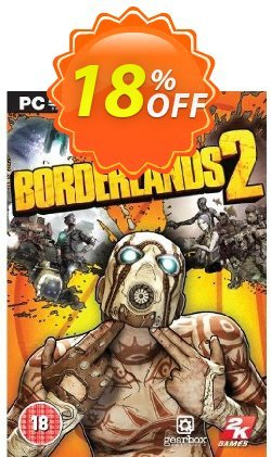 Borderlands 2 - PC  Coupon discount Borderlands 2 (PC) Deal - Borderlands 2 (PC) Exclusive Easter Sale offer for iVoicesoft