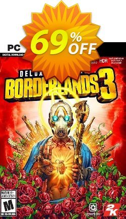 Borderlands 3 - Deluxe Edition PC - Steam  Coupon discount Borderlands 3 - Deluxe Edition PC (Steam) Deal - Borderlands 3 - Deluxe Edition PC (Steam) Exclusive Easter Sale offer for iVoicesoft