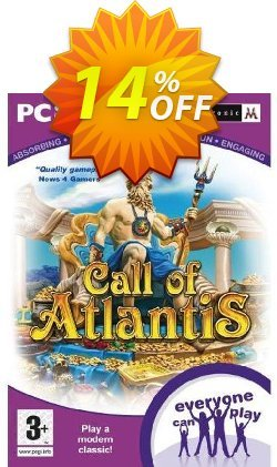 Call Of Atlantis - PC  Coupon discount Call Of Atlantis (PC) Deal - Call Of Atlantis (PC) Exclusive Easter Sale offer for iVoicesoft