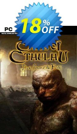 Call of Cthulhu Dark Corners of the Earth PC Coupon discount Call of Cthulhu Dark Corners of the Earth PC Deal - Call of Cthulhu Dark Corners of the Earth PC Exclusive Easter Sale offer for iVoicesoft