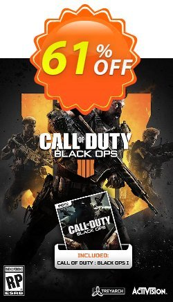 Call of Duty Black Ops 4 Inc Black Ops 1 PC Coupon discount Call of Duty Black Ops 4 Inc Black Ops 1 PC Deal - Call of Duty Black Ops 4 Inc Black Ops 1 PC Exclusive Easter Sale offer for iVoicesoft