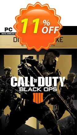 Call of Duty - COD Black Ops 4 Deluxe Edition PC - US  Coupon discount Call of Duty (COD) Black Ops 4 Deluxe Edition PC (US) Deal - Call of Duty (COD) Black Ops 4 Deluxe Edition PC (US) Exclusive Easter Sale offer for iVoicesoft