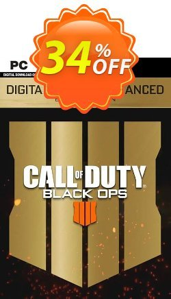 Call of Duty - COD Black Ops 4 Deluxe Enhanced Edition PC - APAC  Coupon discount Call of Duty (COD) Black Ops 4 Deluxe Enhanced Edition PC (APAC) Deal - Call of Duty (COD) Black Ops 4 Deluxe Enhanced Edition PC (APAC) Exclusive Easter Sale offer for iVoicesoft