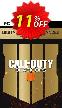 Call of Duty - COD Black Ops 4 Deluxe Enhanced Edition PC - EU  Coupon discount Call of Duty (COD) Black Ops 4 Deluxe Enhanced Edition PC (EU) Deal - Call of Duty (COD) Black Ops 4 Deluxe Enhanced Edition PC (EU) Exclusive Easter Sale offer for iVoicesoft