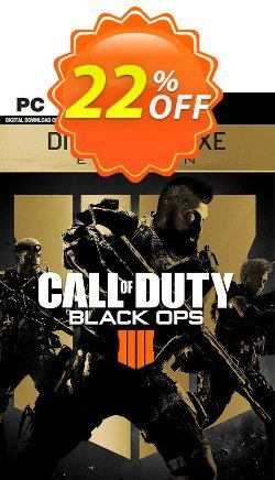 Call of Duty - COD Black Ops 4 Digital Deluxe PC - APAC  Coupon discount Call of Duty (COD) Black Ops 4 Digital Deluxe PC (APAC) Deal - Call of Duty (COD) Black Ops 4 Digital Deluxe PC (APAC) Exclusive Easter Sale offer for iVoicesoft