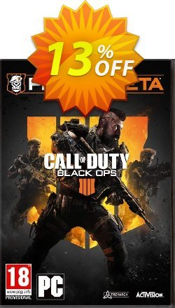 Call of Duty - COD Black Ops 4 PC Beta Coupon discount Call of Duty (COD) Black Ops 4 PC Beta Deal - Call of Duty (COD) Black Ops 4 PC Beta Exclusive Easter Sale offer for iVoicesoft