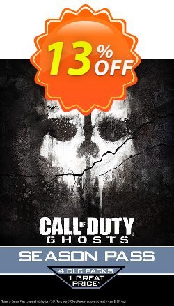 Call of Duty - COD : Ghosts - Season Pass - PC  Coupon discount Call of Duty (COD): Ghosts - Season Pass (PC) Deal - Call of Duty (COD): Ghosts - Season Pass (PC) Exclusive Easter Sale offer for iVoicesoft