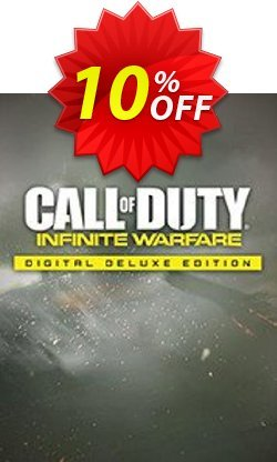 Call of Duty - COD Infinite Warfare Digital Deluxe Edition PC - EU  Coupon discount Call of Duty (COD) Infinite Warfare Digital Deluxe Edition PC (EU) Deal - Call of Duty (COD) Infinite Warfare Digital Deluxe Edition PC (EU) Exclusive Easter Sale offer for iVoicesoft