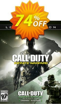 Call of Duty - COD : Infinite Warfare Digital Legacy Edition PC Coupon discount Call of Duty (COD): Infinite Warfare Digital Legacy Edition PC Deal - Call of Duty (COD): Infinite Warfare Digital Legacy Edition PC Exclusive Easter Sale offer for iVoicesoft