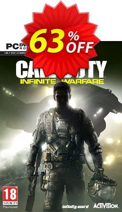 Call of Duty - COD Infinite Warfare PC - APAC  Coupon discount Call of Duty (COD) Infinite Warfare PC (APAC) Deal - Call of Duty (COD) Infinite Warfare PC (APAC) Exclusive Easter Sale offer for iVoicesoft