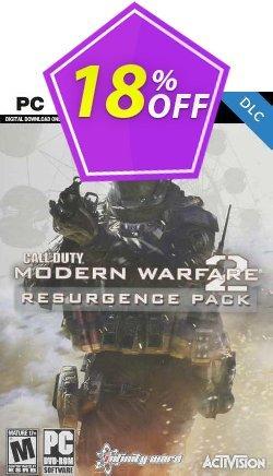 Call of Duty Modern Warfare 2 Resurgence Pack PC Coupon discount Call of Duty Modern Warfare 2 Resurgence Pack PC Deal - Call of Duty Modern Warfare 2 Resurgence Pack PC Exclusive Easter Sale offer for iVoicesoft