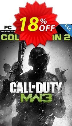 Call of Duty Modern Warfare 3 Collection 2 PC Coupon discount Call of Duty Modern Warfare 3 Collection 2 PC Deal - Call of Duty Modern Warfare 3 Collection 2 PC Exclusive Easter Sale offer for iVoicesoft