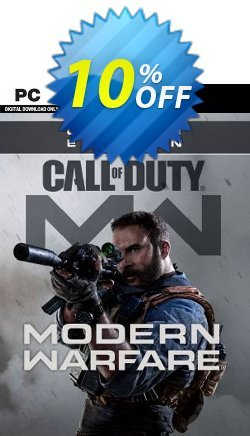Call of Duty: Modern Warfare - Operator Edition PC - EU  Coupon discount Call of Duty: Modern Warfare - Operator Edition PC (EU) Deal - Call of Duty: Modern Warfare - Operator Edition PC (EU) Exclusive Easter Sale offer for iVoicesoft