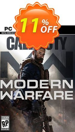 Call of Duty: Modern Warfare PC - EU  Coupon discount Call of Duty: Modern Warfare PC (EU) Deal - Call of Duty: Modern Warfare PC (EU) Exclusive Easter Sale offer for iVoicesoft